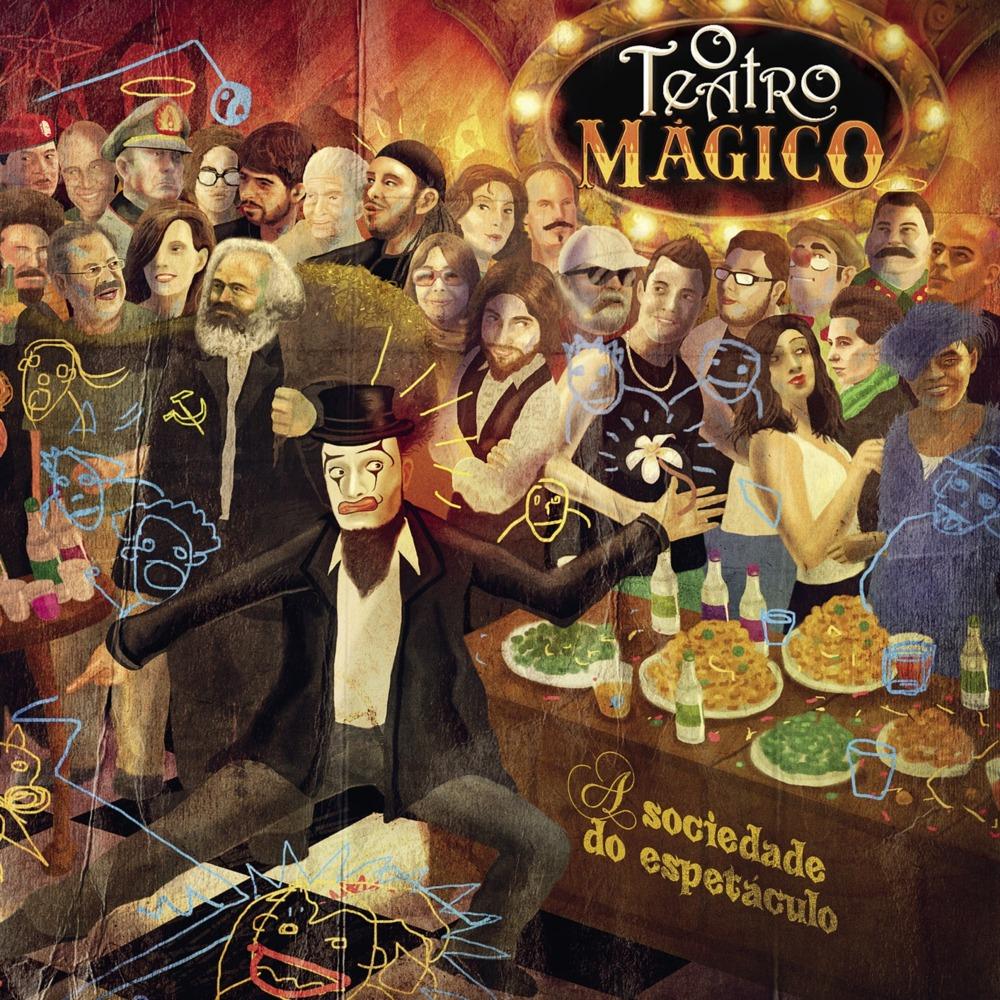 Chansons gratuites pour ton portable Nas Margens de Mim (2011) (O Teatro Mágico) (A Sociedade do Espetáculo) MP3