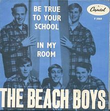 The Beach Boys – In My Room Lyrics | Genius Lyrics