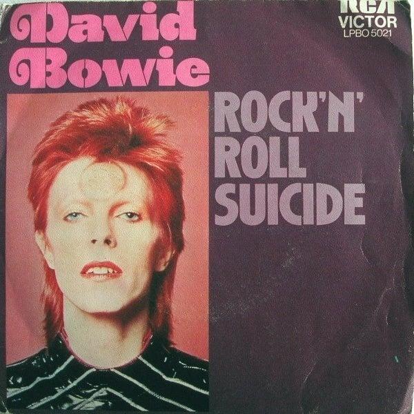 Rock 'n' Roll Suicide-David Bowie