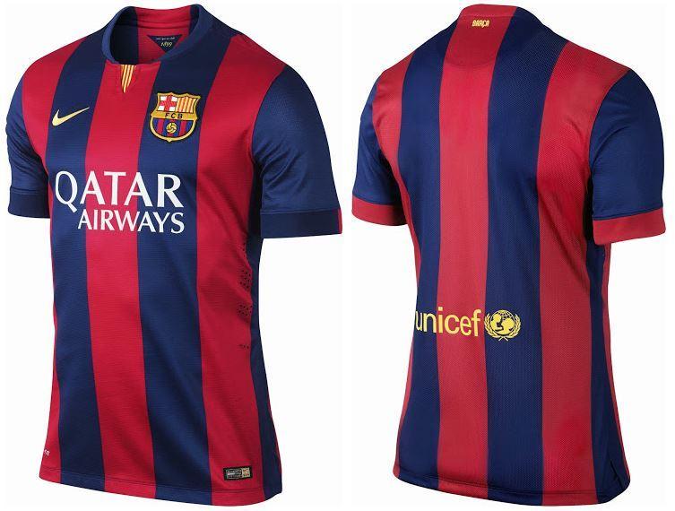 091f280ed FC Barcelona – Barcelona 2014 15 Kit