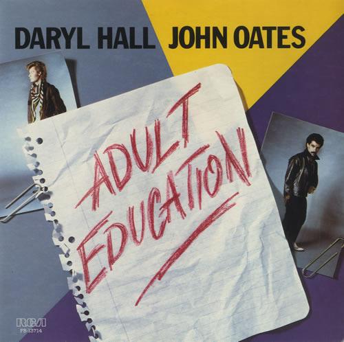 adult education hall oates