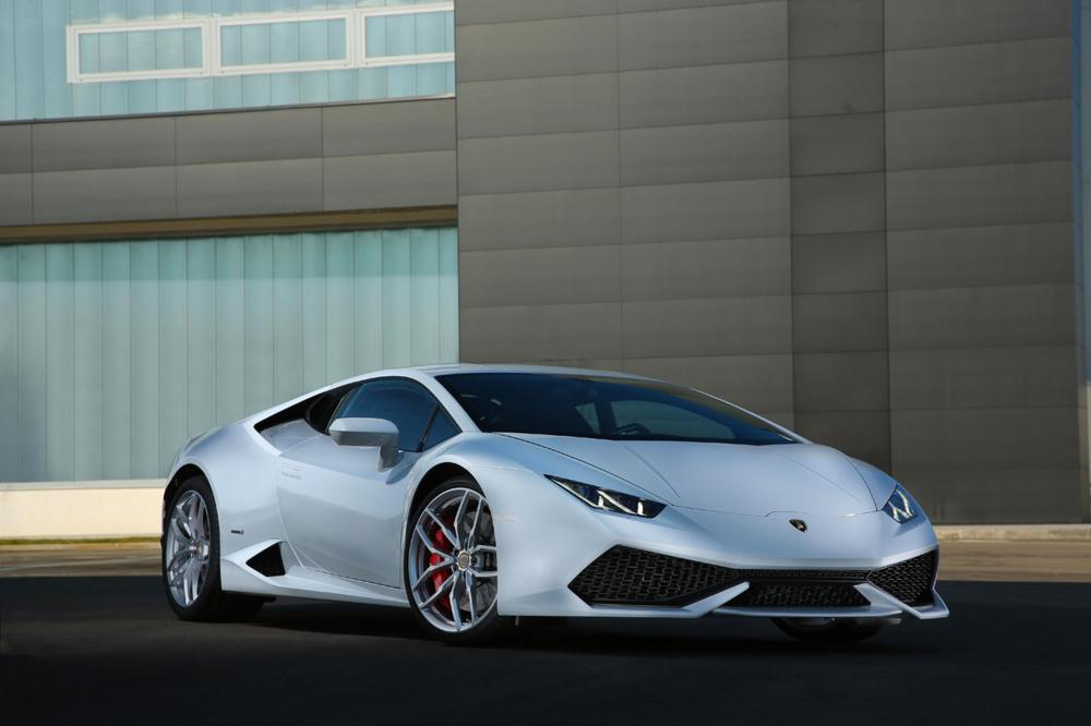 Lamborghini Lamborghini Huracan Lp 610 4 Genius