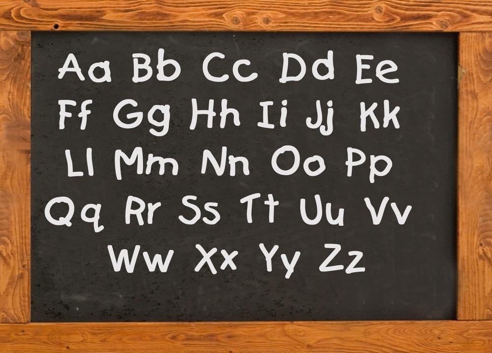 The English Language – Alphabet | Genius