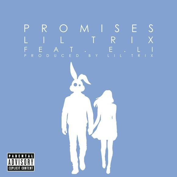 Cover art for Promises by ZULO