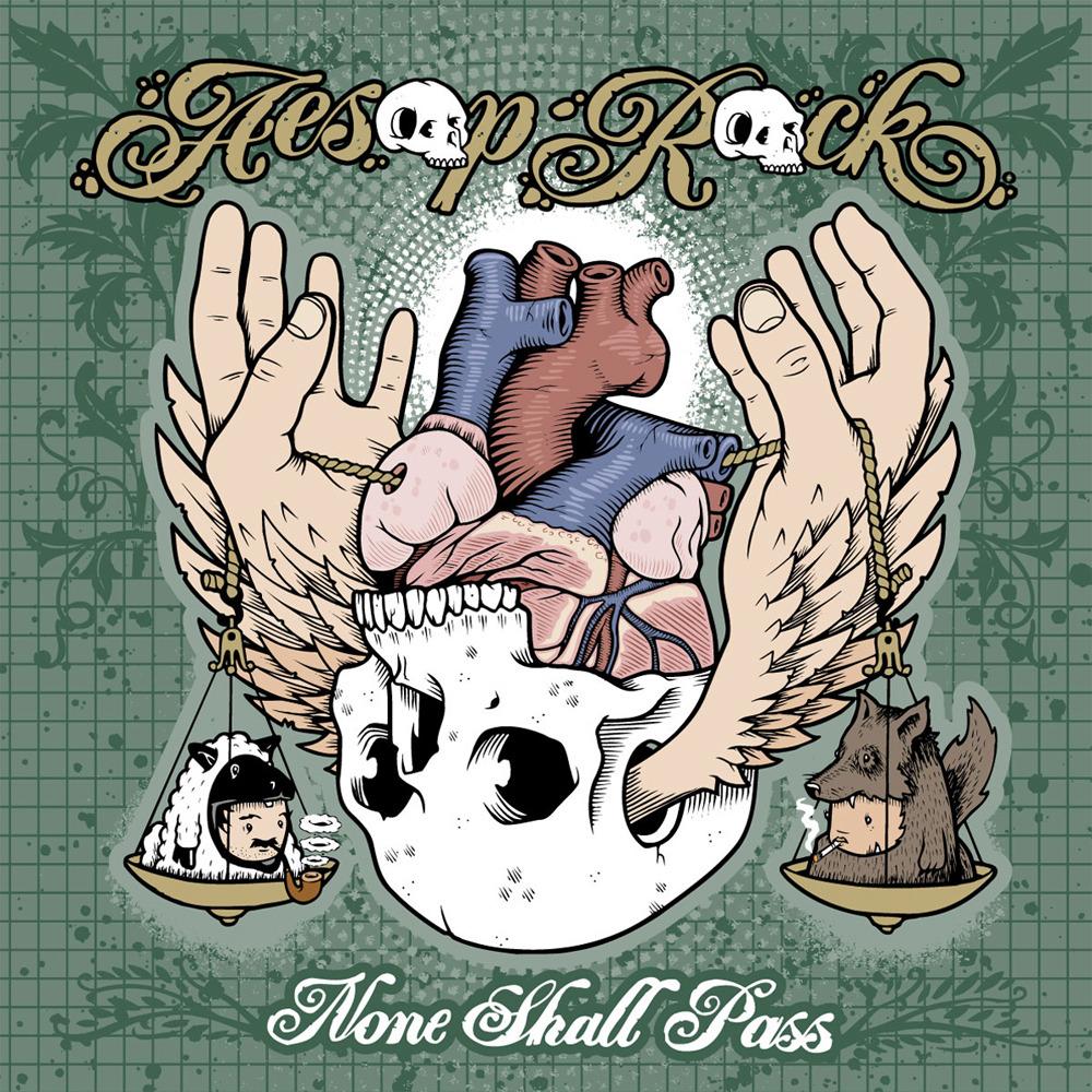 Aesop Rock – None Shall Pass Album Art | Genius