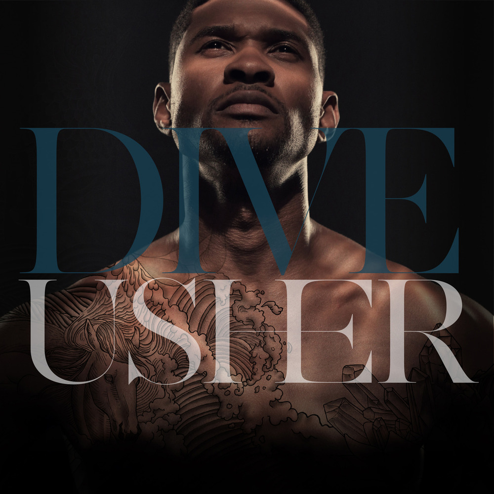 Cover art for Dive by Usher