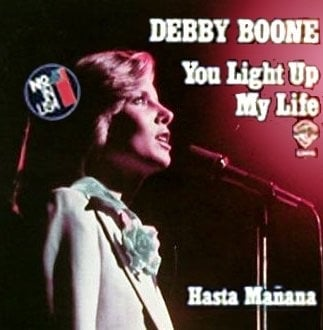 Image result for YOU LIGHT UP MY LIFE DEBBY BOONE IMAGES