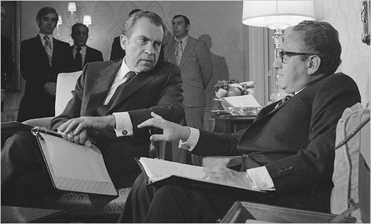Image result for Nixon Kissinger the Team