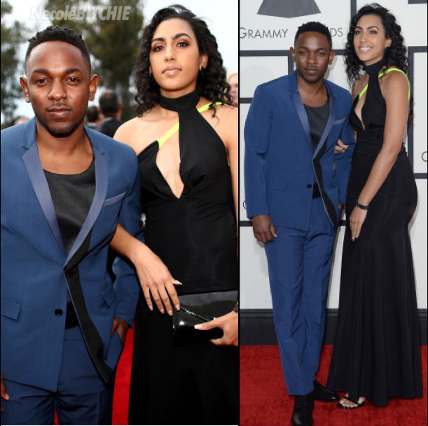 Kendrick Lamar Is Engaged to His High School Sweetheart