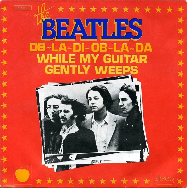 The Beatles – While My Guitar Gently Weeps Lyrics | Genius Lyrics