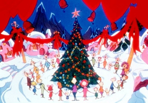 Welcome Christmas.Dr Seuss How The Grinch Stole Christmas Genius