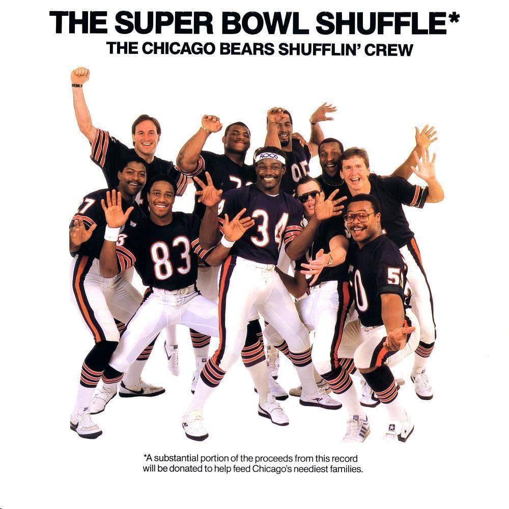 Chicago Bears Roster: Chicago Bears Shufflin' Crew