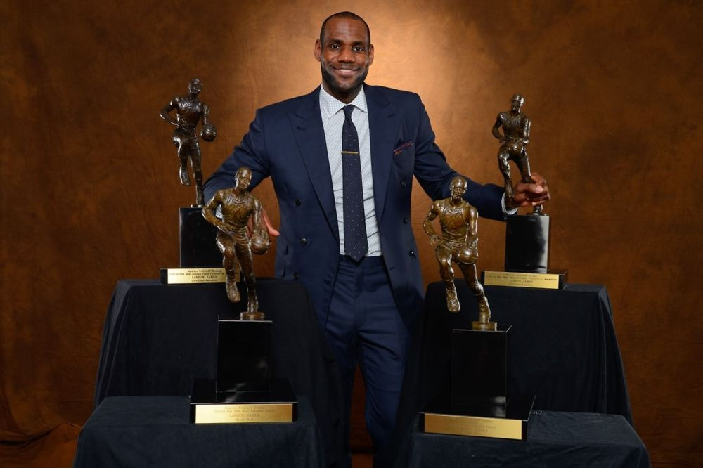 NBA – LeBron James | Genius