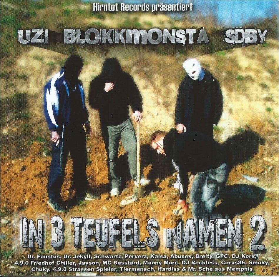 Blokkmonsta , Uzi & SDBY - In Drei Teufels Namen