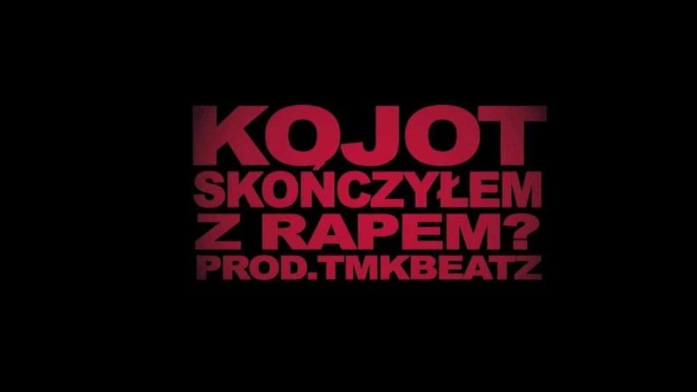 Cover art for Skończyłem z rapem? by Kojot (POL)