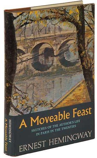 the exposure of the intimate behaviors of ernest hemingway and his wife in a moveable feast a book b I've owned a copy of ernest hemingway's memoir about his life in paris in love with his first wife  hemingway's voice in moveable feast is almost identical to.
