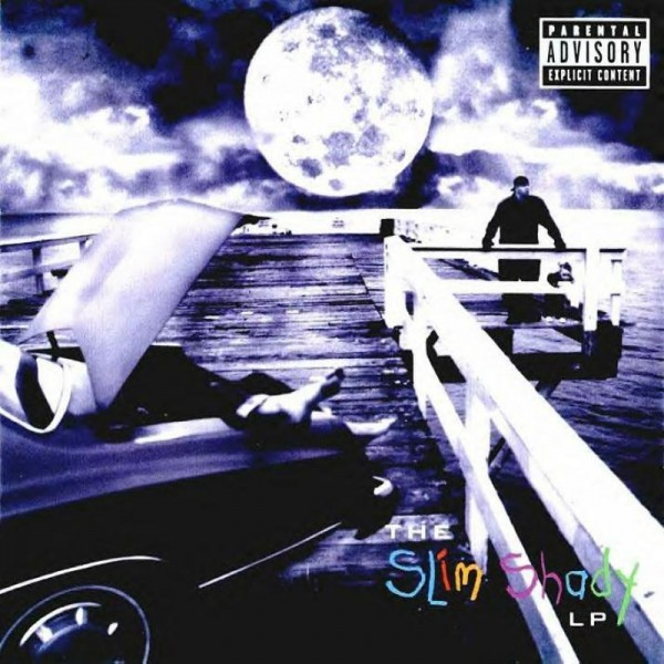 Image result for eminem the slim shady lp
