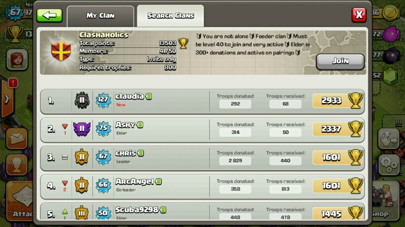 Ot Anyone Here Play Clash Of Clans Genius