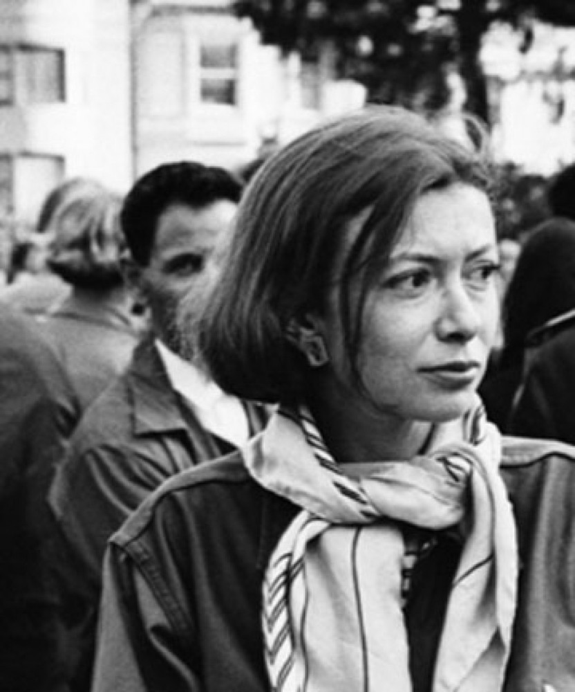 joan didion goodbye to all that genius