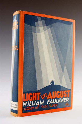 William Faulkner – Excerpt from Light in August - Chapter 1 | Genius