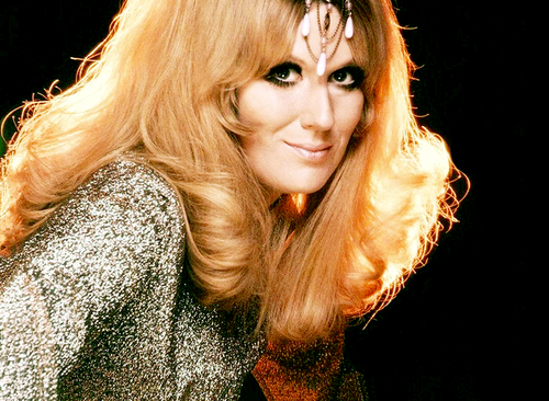 Cover art for Something In Your Eyes by Dusty Springfield