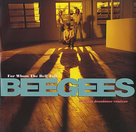 Cover art for For Whom the Bell Tolls by Bee Gees