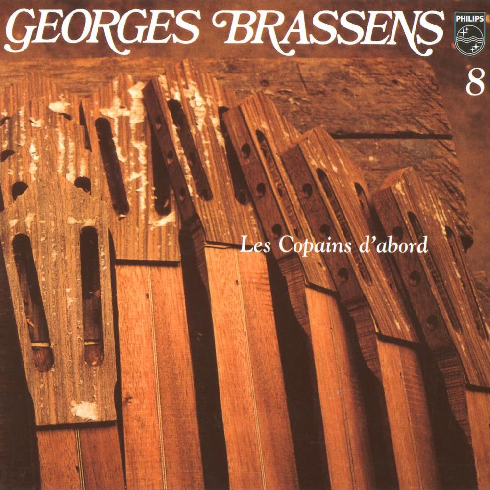 Georges Brassens - Les Dernières Chansons Inédites Par Jean Bertola