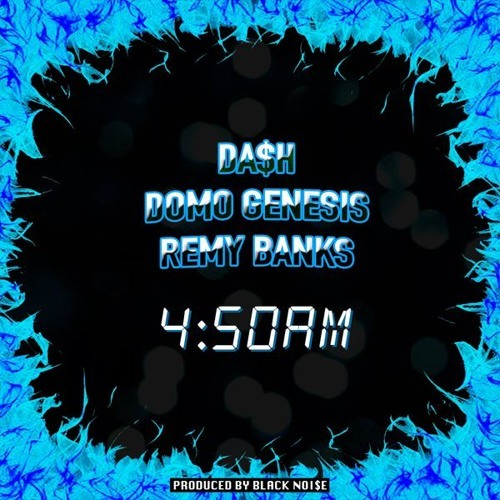 Cover art for 4:50 AM by Da$H