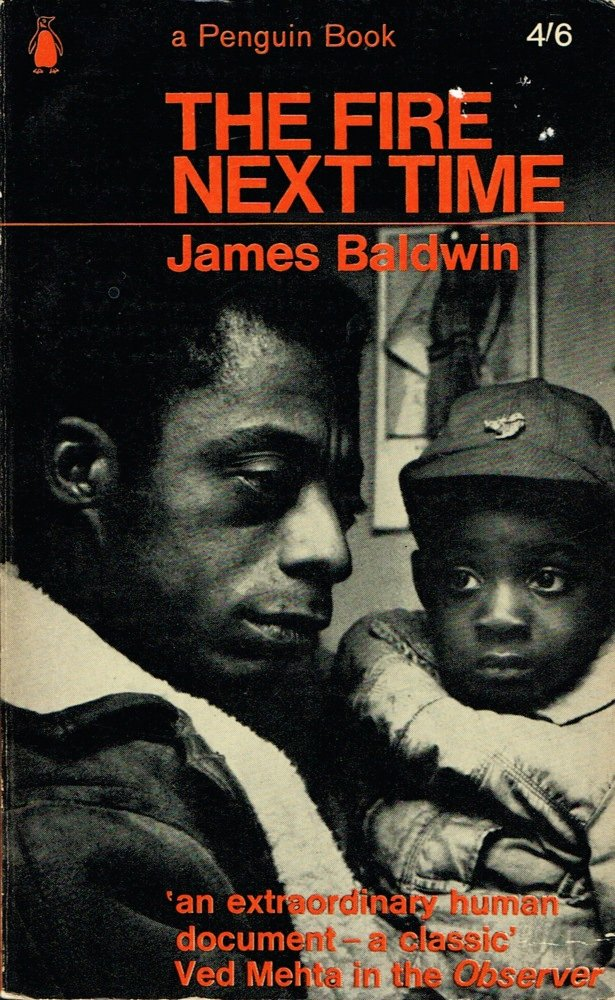"james baldwin a letter to my nephew genius combined another essay ""down at the cross letter from a region of my mind "" it was published by the new yorker as the fire next time"
