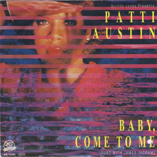 Patti Austin Got To Check You Out What A Diffrence A Day Makes