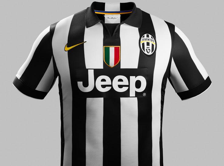new arrival e3375 e2d06 Juventus FC – FC Juventus 2014/2015 kit | Genius