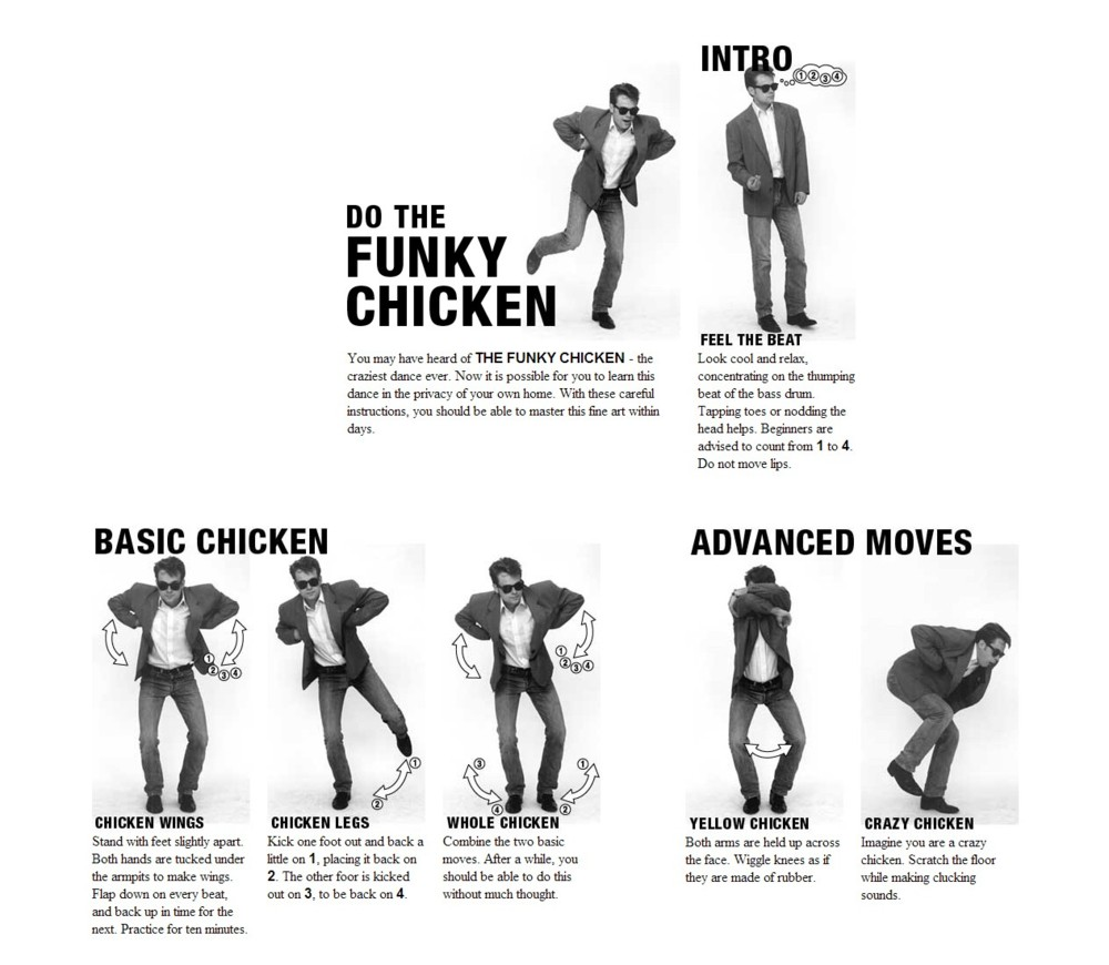 Do the Funky Chicken Lyrics