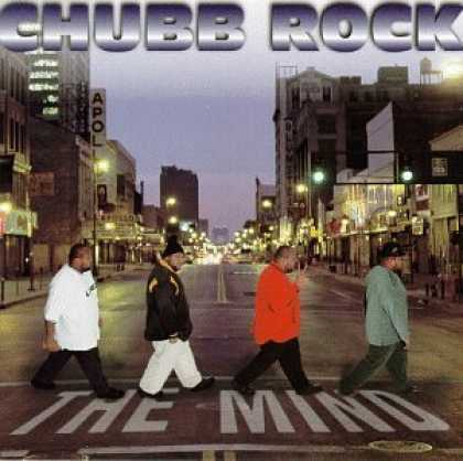 The Mind - Chubb Rock