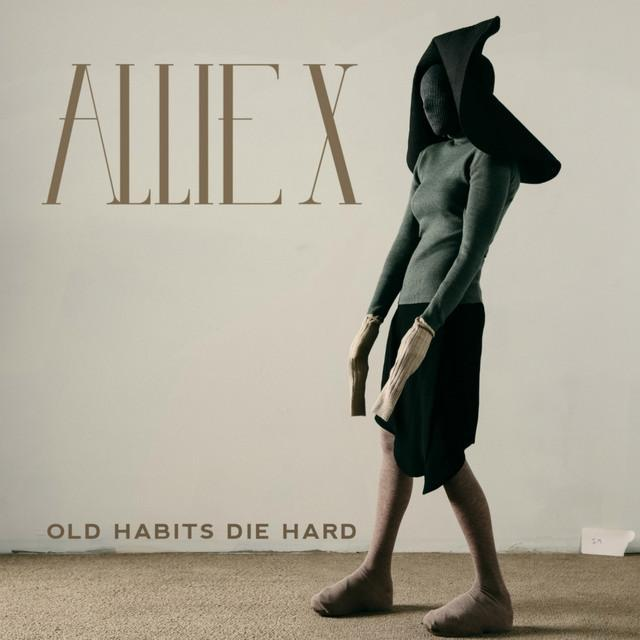 Allie X - Old Habits Die Hard (studio acapella)