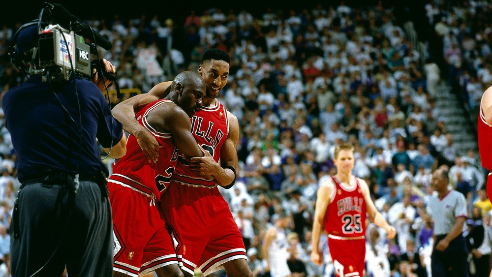 Performance of the Day – MJ's Flu Game | Genius