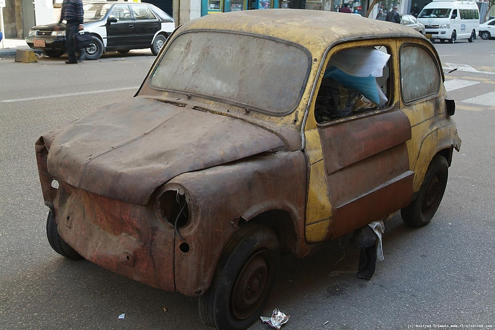 Ugly Beat Up Cars Pictures to Pin on Pinterest - ThePinsta