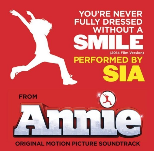 Cover art for You're Never Fully Dressed Without a Smile (2014 Film Version) by Sia