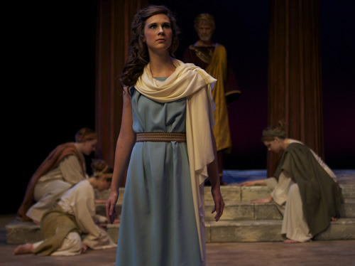 antigone and ismene in oedipus at Characters in antigone creon is enraged and imprisons both antigone and ismene and oedipus at colonus antigone told the story of two brothers that lusted.