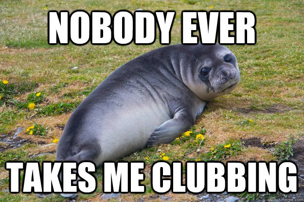 how to go clubbing alone