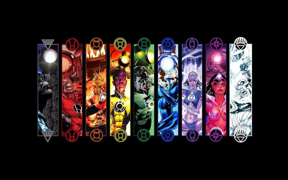 Dc Comics Lantern Oaths Genius