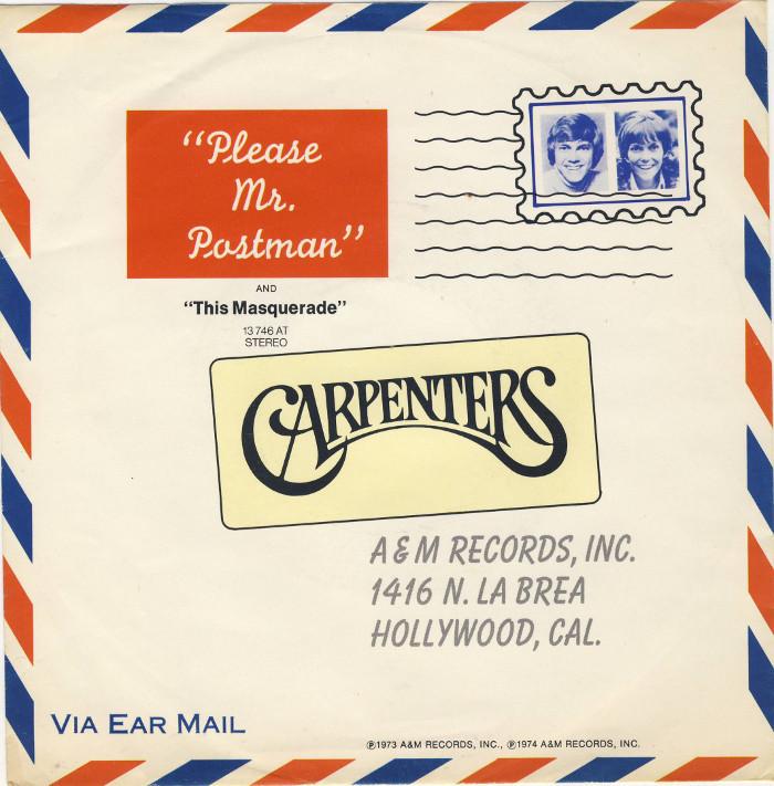 Carpenters Please Mr Postman 1991 Remix Lyrics
