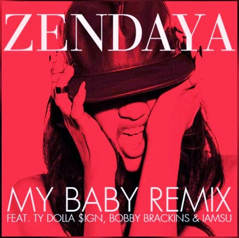 my baby remix zendaya