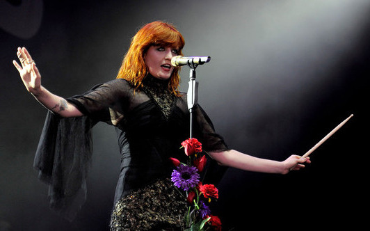 florence and the machine conductor