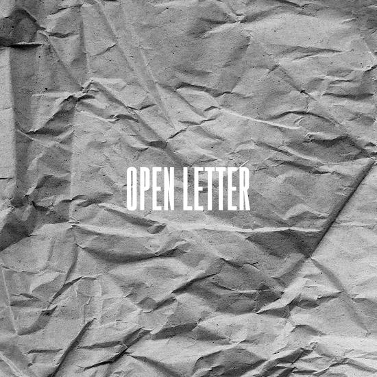 Pierre King – Open Letter Lyrics