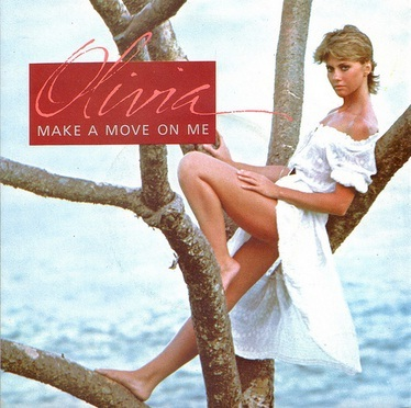 Cover art for Make a Move on Me by Olivia Newton-John
