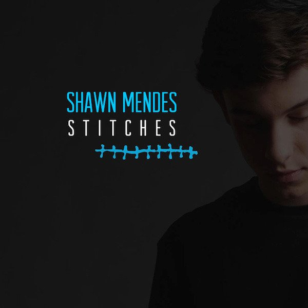 Cover art for Stitches by Shawn Mendes