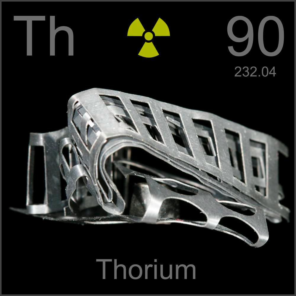 90 Thorium Th on Lithium Periodic Table