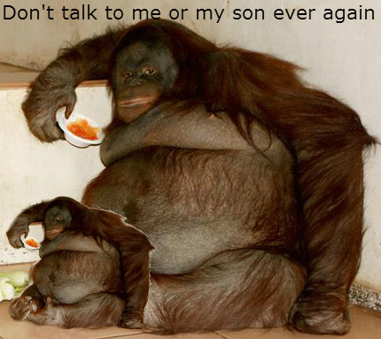 Don't talk to me or my son ever again | Genius