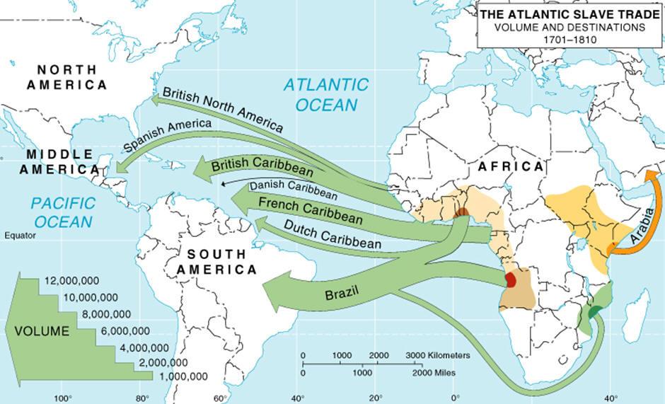 slavery and sugar trade