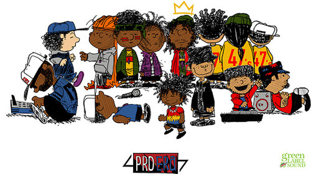 can you name all these pro era members genius